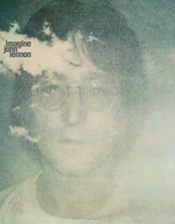 JOHN LENNON: 2015er Vinyl-LP IMAGINE