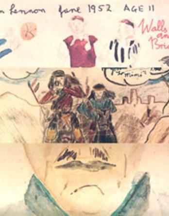 JOHN LENNON: 2015er Vinyl-LP WALLS AND BRIDGES