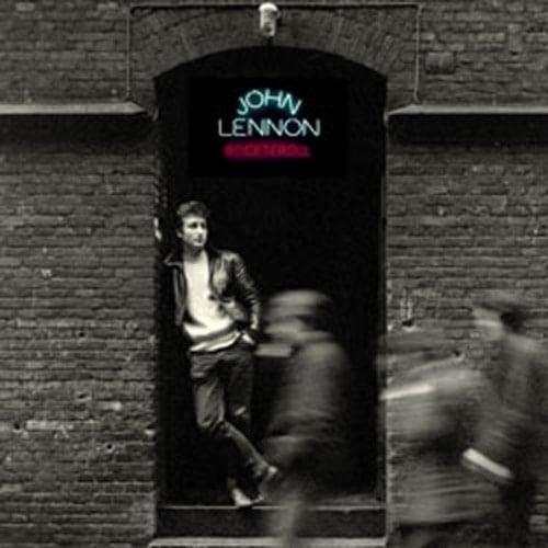 JOHN LENNON: 2015er Vinyl-LP ROCK 'N' ROLL