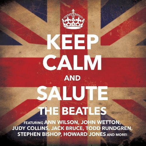 verschiedene Interpreten: CD KEEP CALM AND SALUTE THE BEATLES