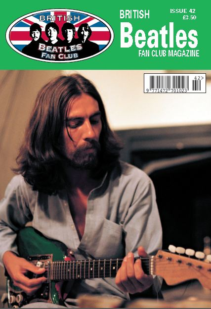 Fanmagazin BRITISH BEATLES FAN CLUB MAGAZINE - ISSUE 42
