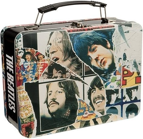 BEATLES: Lunchbox ANTHOLOGY