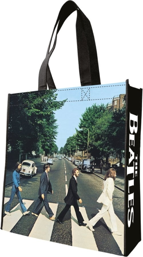 BEATLES-Shopperbag ABBEY ROAD ALBUM COVER