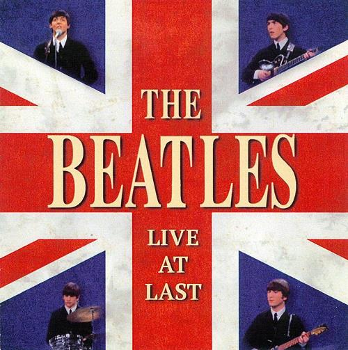 BEATLES: CD LIVE AT LAST