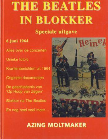 Buch THE BEATLES IN BLOKKER