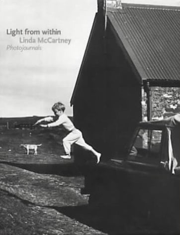 Buch LIGHT FROM WITHIN - LINDA McCARTNEY - PHOTOJOURNALS