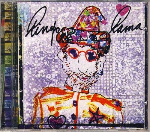 RINGO STARR: CD RINGO RAMA