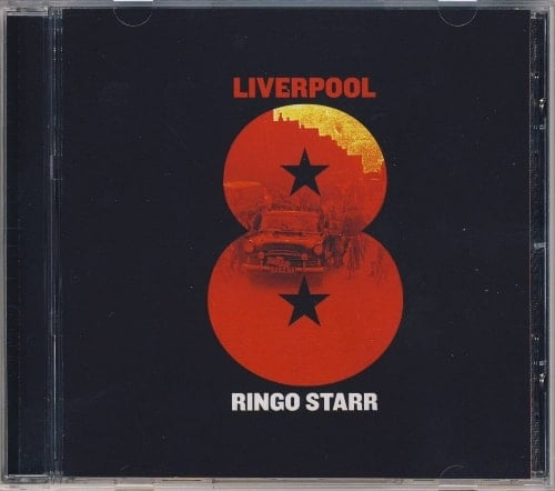 RINGO STARR  CD LIVERPOOL 8