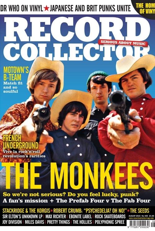 Zeitschrift/magazine RECORD COLLECTOR 443