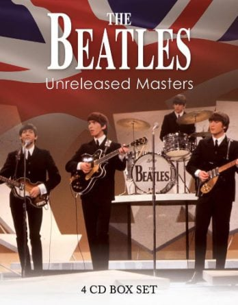 BEATLES: 4er CD-Box UNRELEASED MASTERS 1962 - '64