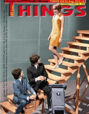 BEATLES-Magazin THINGS 254