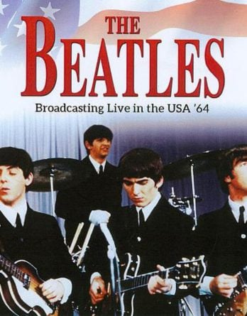 BEATLES: CD BROADCASTING LIVE IN THE USA '64