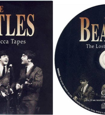 BEATLES: CD (card sleeve) THE LOST DECCA TAPES