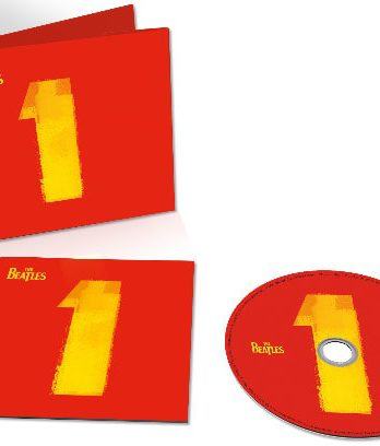 BEATLES: 2015er CD ONE remixed & remastered edition