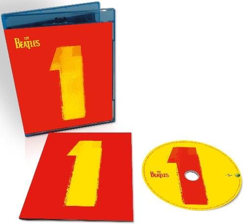 BEATLES: 2015er Blu-ray ONE - 27 Promofilme