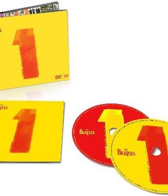 BEATLES: 2015er CD+DVD ONE - 27 Songs zum Hören und Sehen