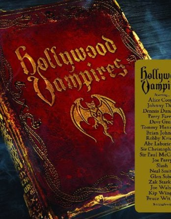 CD HOLLYWOOD VAMPIRES: HOLLYWOOD VAMPIRES (mit McCARTNEY)