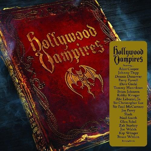 CD HOLLYWOOD VAMPIRES: HOLLYWOOD VAMPIRES (mit McCARTNEY)