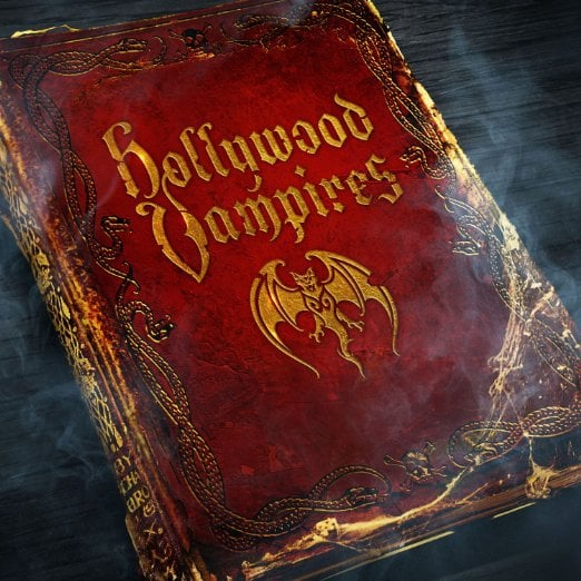 D-LP HOLLYWOOD VAMPIRES: HOLLY-WOOD VAMPIRES (mit McCARTNEY)