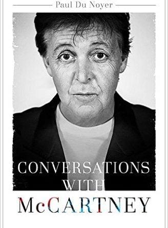 PAUL McCARTNEY-Buch CONVERSATIONS WITH McCARTNEY