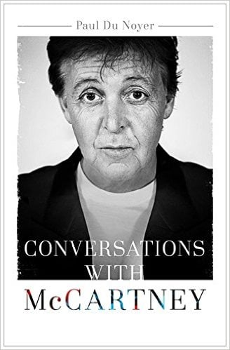 PAUL McCARTNEY-Buch CONVERSATIONS WITH McCARTNEY