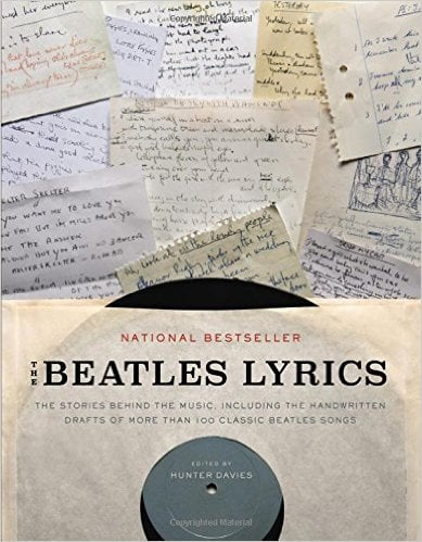 Buch  THE BEATLES LYRICS - STORIES BEHIND THE MUSIC
