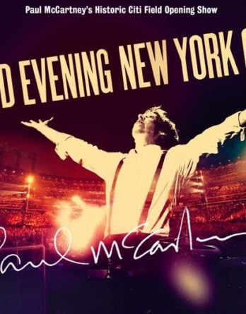 PAUL McCARTNEY  BOX mit DOPPEL-CD+DVD GOOD EVENING NEW YORK CITY