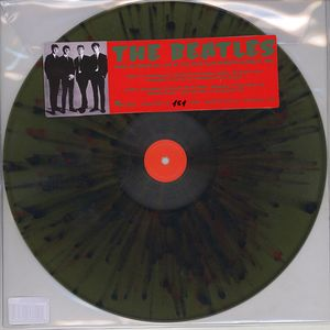 BEATLES: Colour-Vinyl-LP WORK IN PRIGRESS STAR-CLUB (2)