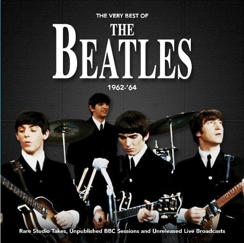 BEATLES: White-Vinyl-LP THE VERY BEST OF THE BEATLES 1962 - '64