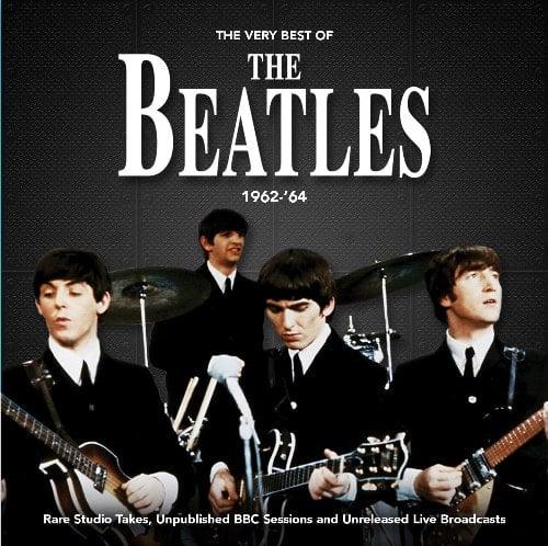 BEATLES: White-Vinyl-LP THE VERY BEST OF THE BEATLES 1962 - '64