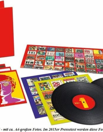 BEATLES: 2015er Doppel-LP ONE von Universal