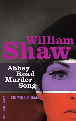 Buch ABBEY ROAD MURDER SONG