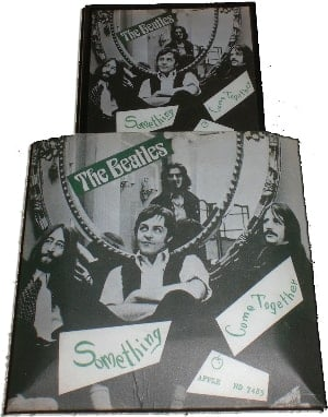 BEATLES-Taschenspiegel SOMETHING