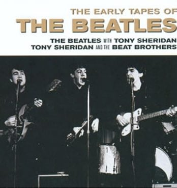 CD THE EARLY TAPES OF THE BEATLES