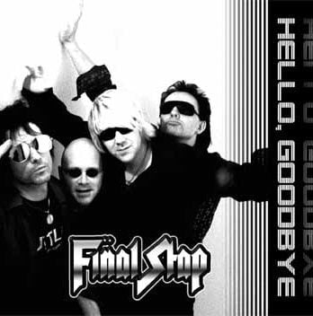 FINAL STAP: Single-CD HELLO GOODBYE