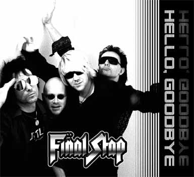 FINAL STAP: Single-CD HELLO GOODBYE