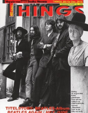 BEATLES-Magazin THINGS 260