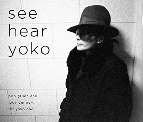 JOHN LENNON & YOKO ONO-Buch SEE HEAR YOKO
