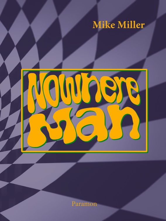 BEATLES Buch NOWHERE MAN
