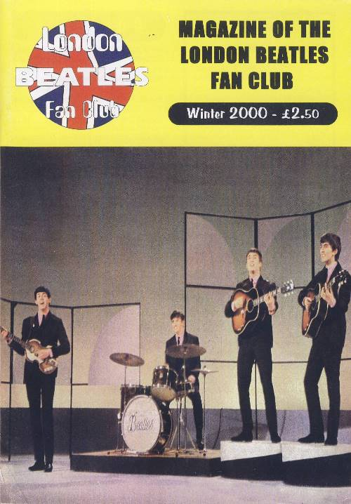 BEATLES-Fanmagazin BRITISH BEATLES FAN CLUB MAGAZINE - ISSUE 02
