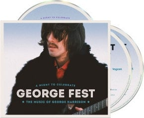 Doppel-CD & Blu-ray: GEORGE FEST