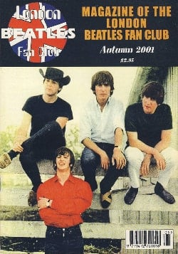 BEATLES-Fanmagazin BRITISH BEATLES FAN CLUB MAGAZINE - ISSUE 05
