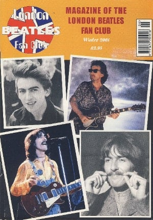 BEATLES-Fanmagazin BRITISH BEATLES FAN CLUB MAGAZINE - ISSUE 06