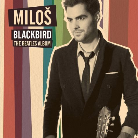 MILOŠ: CD BLACKBIRD - THE BEATLES ALBUM