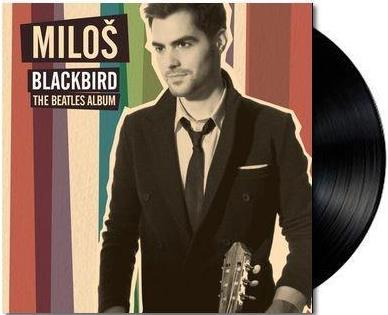 MILOŠ: Vinyl-LP BLACKBIRD - THE BEATLES ALBUM
