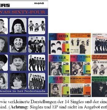versch. Interpr-: Vinyl-LP DE KIEVERS - WHEN IT WAS SIXTY-FOUR