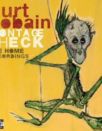KURT COBAIN: Doppel-LP MONTAGE OF HECK - THE HOME RECORDINGS