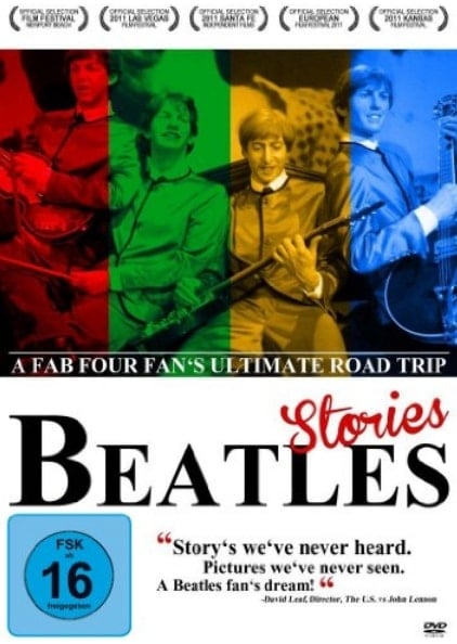 BEATLES DVD BEATLES STORIES
