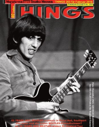 BEATLES-Magazin THINGS 263