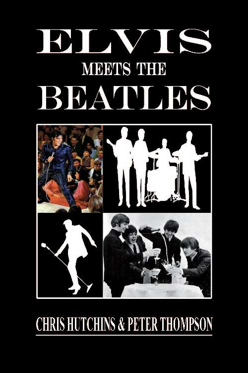 Buch (Paperback) ELVIS MEETS THE BEATLES